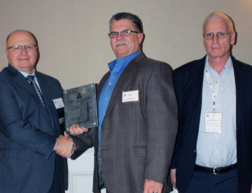 Ranger Energy Services is presented with 2019 Safety Performance award in Group V Large Well Servicing Rig Division.