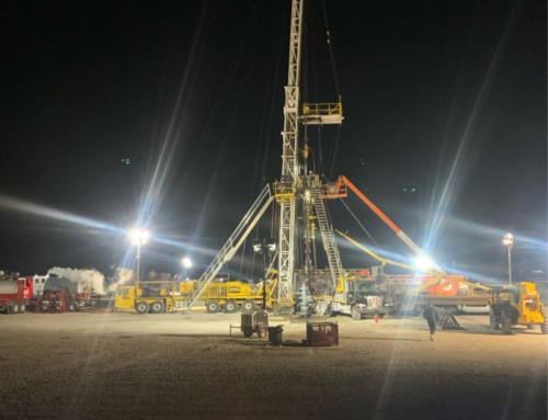 Ranger Energy Services' rigs performing 24 hour drill out operation in Oklahoma.