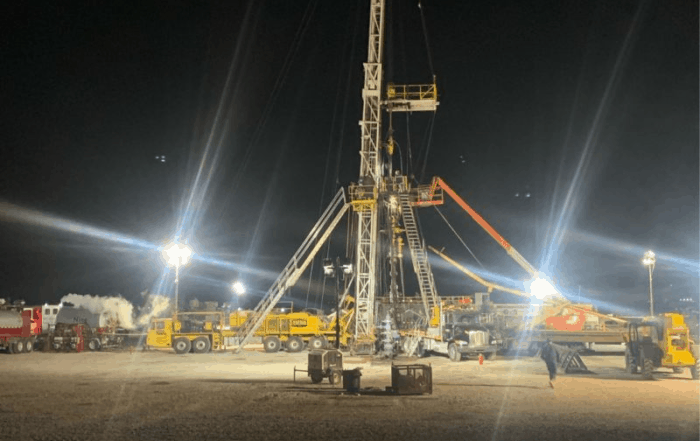 Ranger Energy Services' rig performing 24 hour drill out operation in Oklahoma