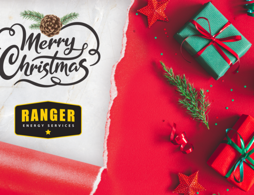 Merry Christmas from Ranger Energy Services!