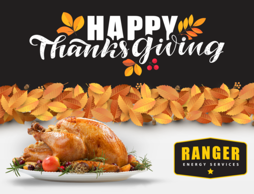 Happy Thanksgiving from Ranger Energy Services
