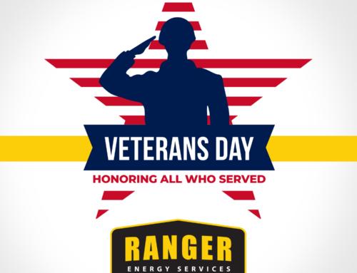 Ranger Energy Services Honors All Veterans