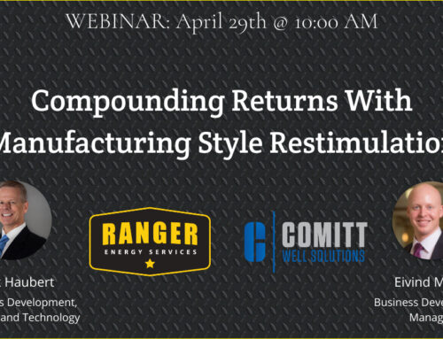 Webinar: Compounding Returns with Manufacturing Style Acid Restimulation